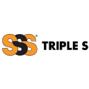 Triple S logo icon