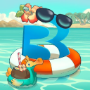 Triple Boris logo icon