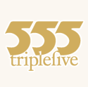 Triple Five logo icon