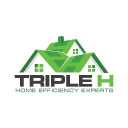 Triple H Contracting logo icon