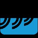 Triple logo icon