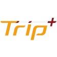 Tripplus logo icon