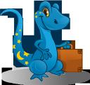 Tripzard logo icon
