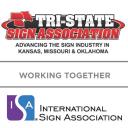 Tri State Sign Association logo icon