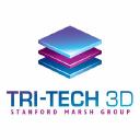 Tri Tech3 D logo icon