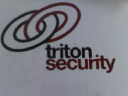 Triton Security logo icon