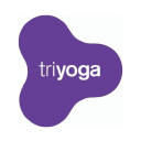 Triyoga logo icon