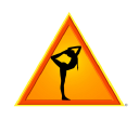Tri Yoga logo icon