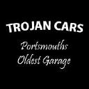 Trojan Cars logo icon