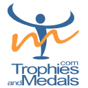 Trophiesand Medals logo icon