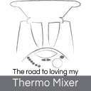 The Road To Loving My Thermo Mixer logo icon