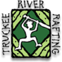 Truckee River Rafting logo icon