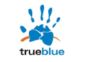 True Blue Migration logo icon