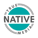 True Native Media logo icon