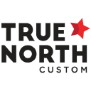 True North Custom logo icon