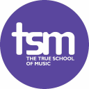 True School Of Music logo icon