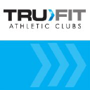 Tru Fit Athletic Clubs logo icon