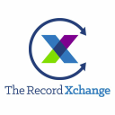The Record Xchange logo icon