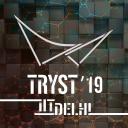 tryst-iitd.com logo icon