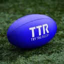 Play Tag Rugby logo icon