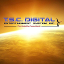 TSC Digital Entertainment Systems Inc logo