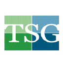 TSG Inc. logo