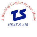 Ts Heat And Air logo icon