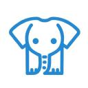Shirt Elephant logo icon
