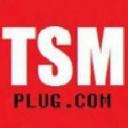 Tsmplug logo icon