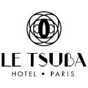 Le Tsuba Hotel logo icon