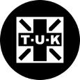 T.U.K. Footwear Logo