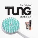 Tung Brush logo icon
