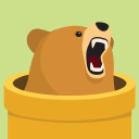 Tunnel Bear logo icon