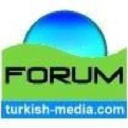 Turkish Media logo icon