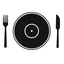 Turntable Kitchen logo icon
