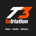 Tutriatlon logo icon