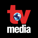 Tv Media logo icon