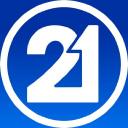 Tv21 logo icon