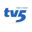 Tv5 запорожье logo icon