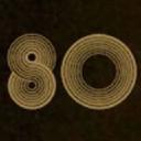 Tv80s logo icon