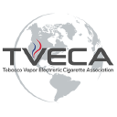 Tobacco Vapor Electronic Cigarette Association logo icon