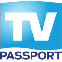 Tv Passport logo icon