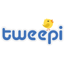 Tweepi logo icon