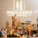 Twelve Baskets Catering logo icon