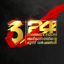 Twenty Four News logo icon