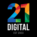 Twentyone logo icon