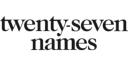 Twentysevennames logo icon