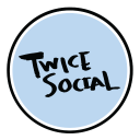 Twice Social logo icon
