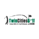 Twin Cities Golf logo icon