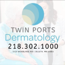 Twin Ports Dermatology logo icon
